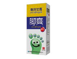 雷火电竞官网app甘露(脚爽喷剂)